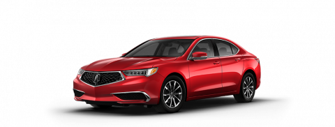 2020 Acura TLX with Technology Package