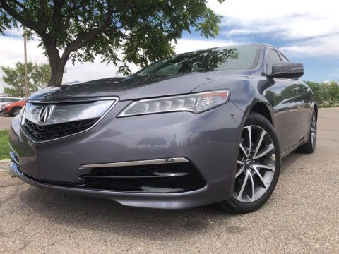 2017 Acura TLX 3.5 V-6 9-AT SH-AWD with Technology Package