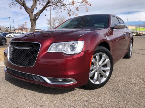 2016 Chrysler 300C 300C AWD